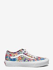 VANS - UA Old Skool Tapered - lave sneakers - (libertyfabrcs)mltylwflrl - 1