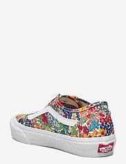 VANS - UA Old Skool Tapered - lave sneakers - (libertyfabrcs)mltylwflrl - 2