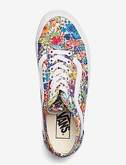 VANS - UA Old Skool Tapered - lave sneakers - (libertyfabrcs)mltylwflrl - 3