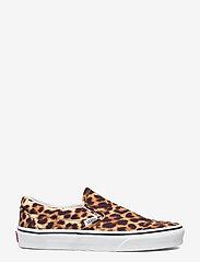 VANS - UA Classic Slip-On - instappers - (leopard) black/truewhite - 1