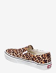 VANS - UA Classic Slip-On - instappers - (leopard) black/truewhite - 2