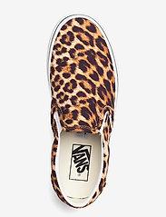 VANS - UA Classic Slip-On - instappers - (leopard) black/truewhite - 3