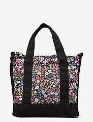 VANS - Bags Womens One - tote bags - (liberty fabric) black - 1