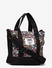VANS - Bags Womens One - tote bags - (liberty fabric) black - 2