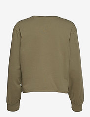 VANS - Top Womens Alpha - topjes met lange mouwen - (liberty fabric)brntolive - 1
