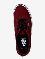 VANS - UA Authentic - laag sneakers - port royale/black - 2