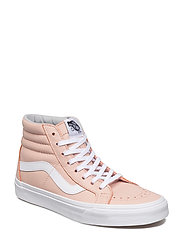 UA SK8-HI REISSUE (PEANUTS)SNO - (LEATHER) OXFORD/EVENING SAND