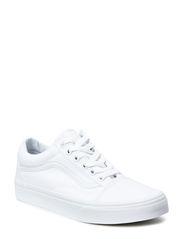 UA Old Skool - TRUE WHITE