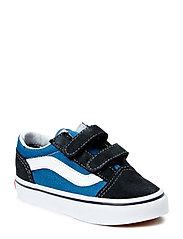 Shoe Toddler Numeric Width - NAVY