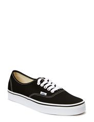 UA Authentic Black, 3.5, Medium - BLACK
