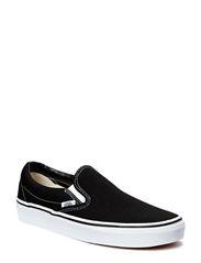 UA Classic Slip-On - BLACK