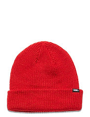 CORE BASICS BEANIE BOYS - CHILI PEPPER