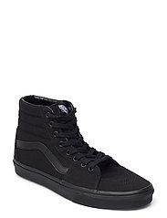UA SK8-Hi - BLACK/BLACK/BLACK