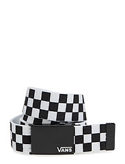 DEPPSTER II WEB BELT - BLACK/WHITE