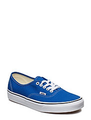 UA Authentic LAPIS BLUE/TR, 10.5, Medium - LAPIS BLUE/TRUE WHITE