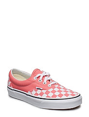 UA Era (CHECK FOXING), 10.5, Medium - (CHECKERBOARD) STRAWBERRY