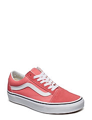 UA Old Skool - STRAWBERRY PINK/TRUEWHITE
