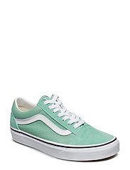 UA Old Skool - NEPTUNE GREEN/TRUE WHITE