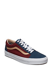 UA Old Skool - (TEXTURED SUEDE) SAILOR B