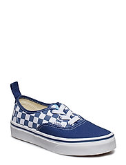 UY Authentic Elastic CHALK, 10.5, Medium - (CHECKERBOARD) TRUE NAVY/