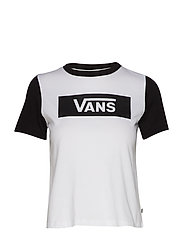 V TANGLE RANGE RINGER - WHITE/BLACK
