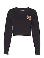 CALI NATIVE LS TOP - BLACK