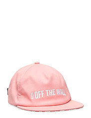 CENTRAL HAT - STRAWBERRY PINK