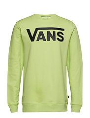 MN VANS CLASSIC CREW - SHARP GREEN