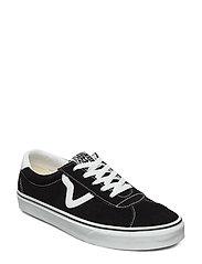 UA Vans Sport - (SUEDE) BLACK