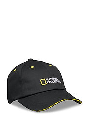 NAT GEO HAT - BLACK