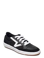 UA Lowland CC - (STAPLE) BLACK/TRUE WHITE