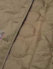 VANS - Outerwear Womens Alpha - sportjassen - (liberty fabric)brntolive - 4