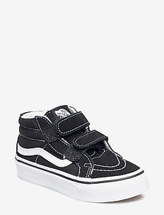 UY SK8-Mid Reissue V - BLACK/TRUE WHITE