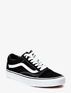 UA Old Skool - låga sneakers - black/white