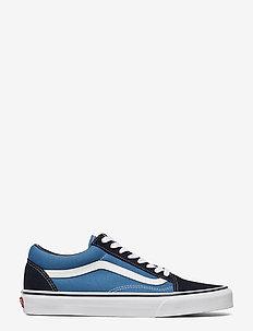 UA Old Skool - laag sneakers - navy