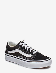 Shoe Youth Unisex Numeric Wid - BLACK/TRUE WHITE