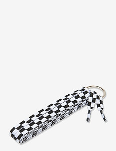 "VANS LACES 36"" - sneakers - black white checkerboard"