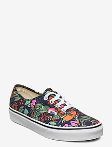 UA Authentic - lav ankel - (multi tropic)drsbl/trwht