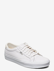 UA Court DX - laag sneakers - (leather) true white