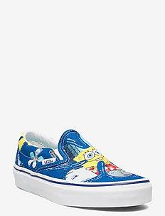Shoe Adult Unisex Numeric Wid - slip-on schoenen - (spongebob) alohabob