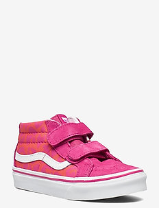 UY SK8-Mid Reissue V - høje sneakers - (neon animal)leopard/pink