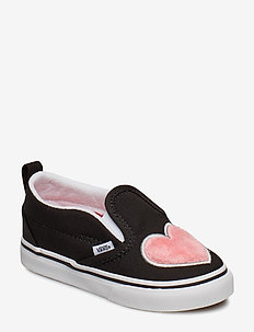 TD Slip-On V (FUR HEART) - (FUR HEART) STRAWBERRY PI