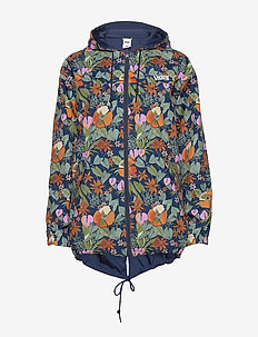 MERCY REVERSIBLE PARKA - parkasjackor - multi tropic