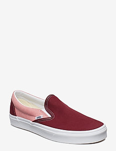 UA Classic Slip-On NEPTUNE, 10.5, Medium - (CHAMBRAY) CANVAS PORT RO