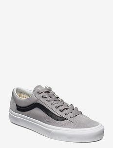 UA Style 36 - laag sneakers - (ballistic)ally/blk/trwht