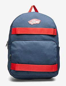 BY OTW SKATEPACK BOY DRESS BLUES/RAC - DRESS BLUES/RACING RED