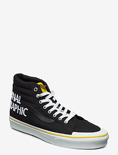 UA SK8-Hi Reissue 138 - baskets montantes - (national geographic)logo