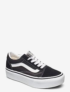 UY Old Skool Platform - sneakers - black/true white