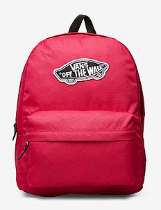 WM REALM BACKPACK - CERISE