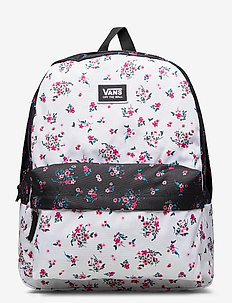 REALM CLASSIC BACKPACK - sportsbagger - beauty floral patchwork